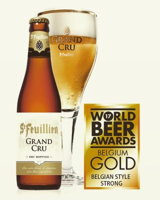 Bia Grand Cru Bỉ 33cl Award