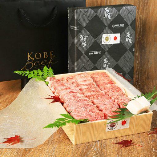 Bò thăn vai Kobe