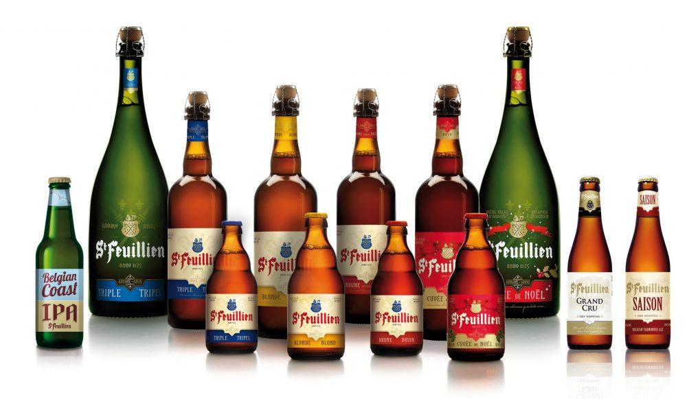 Bia St-Feuillien Grand Cru và Triple