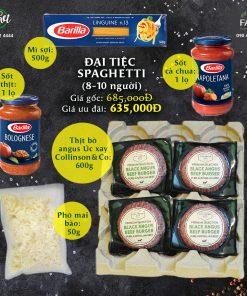 Combo Spaghetti Tiện Lợi