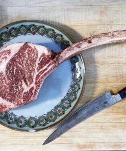 Tomahawk bò Úc tỉ phú